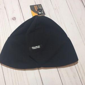 NWT Eddie Bauer Fleece Windcutter Ear Flap Cap 99e6cba9bce5